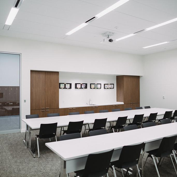 Spiro Pete Cora Classroom